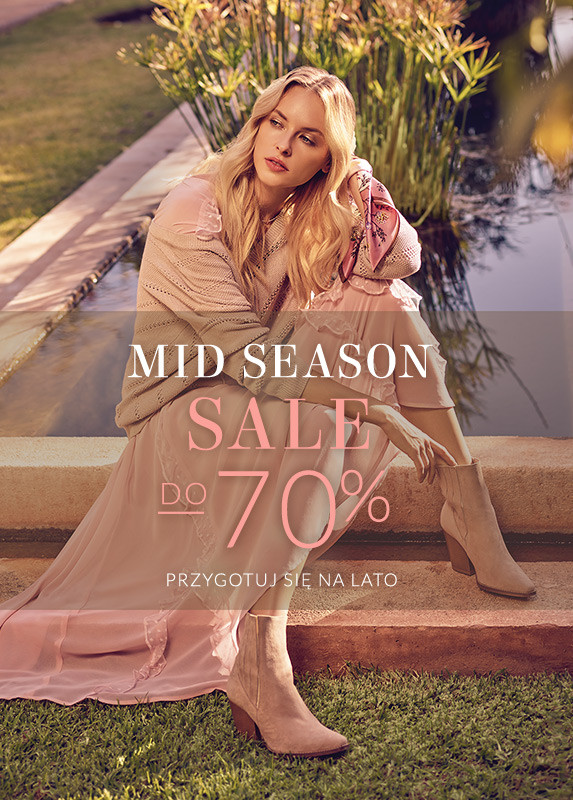 Mid - Season SALE
